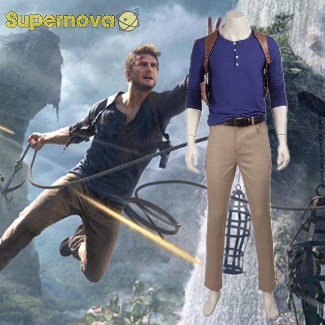 uncharted 4 nathan drake costume a thiefs end nathan