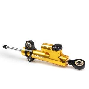 Image 4 - Voor HONDA CB600 CB 600 CB600 HORNET CB600F Universal Motorcycle CNC Aluminium Steering Dempers Stabilizer Veiligheid Controle