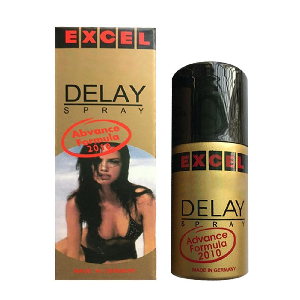1PC Excel Power Delayed Spray Male Delay Spray 60 Minutes Long Delay Ejaculation Enlargement Sex Products