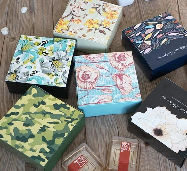 200pcs paper gift box for weddingbirthday and christmas party gift ideasgood quality for cookiecandymore styles in gift bags wrapping supplies from