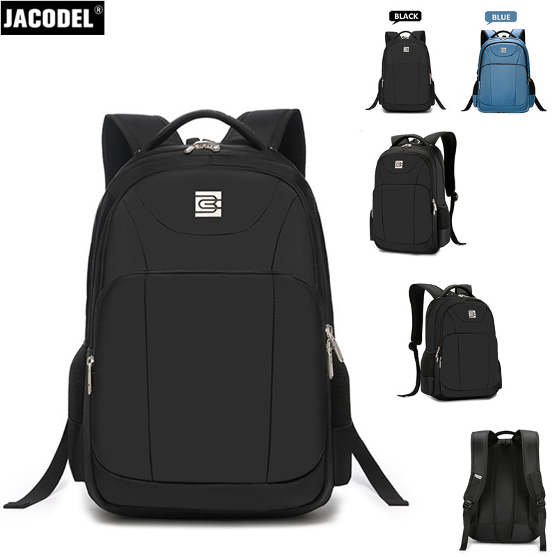 Jacodel New Computer Backpack 18 17 inch Large Laptop Backpack for 15.6 inch Laptop Bag Travel Backpack School Bags for students jacodel laptop bagpack 15 inch notebook backpack travel case computer pc bag for lenovo asus dell notebook 15 6 inch school bags