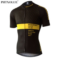 2017 Phtxolue Summer Cycling Jerseys Bike Clothes Men Maillot Ciclismo Mountain Bicycle Wear Man Cycling Clothing