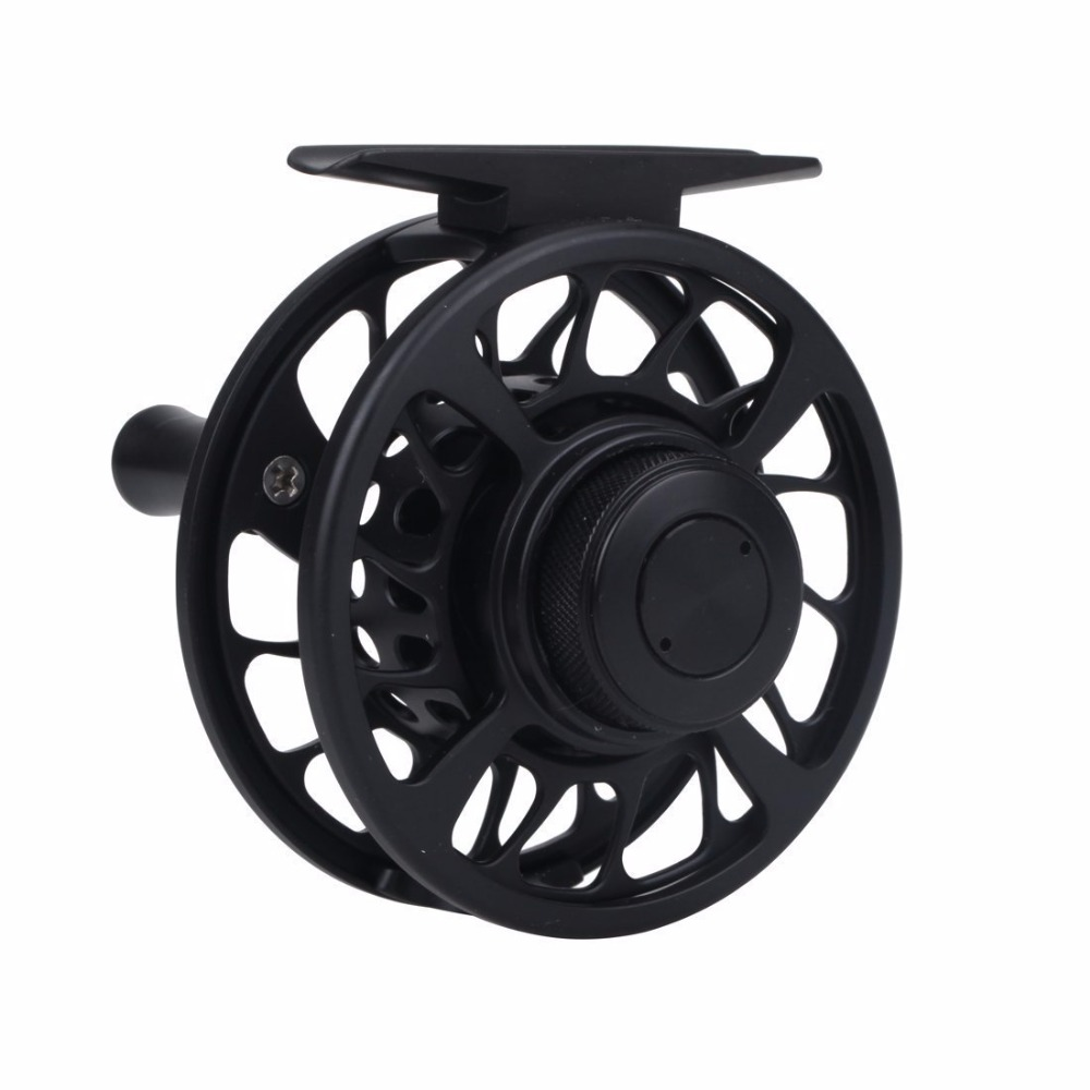 Aventik Trout 3 4 5 6 Fly Reel New Sale Carbon Disc Drag with Fine Control