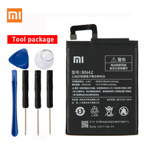 Original Xiaomi BN42 High Capacity Phone Battery For xiaomi Redmi 4 4000mAh