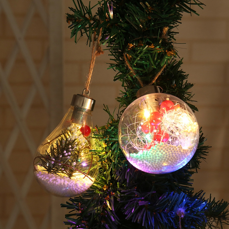 2019 New LED Copper Wire Decorative Ball Bulbs Christmas Decorative Bulbs