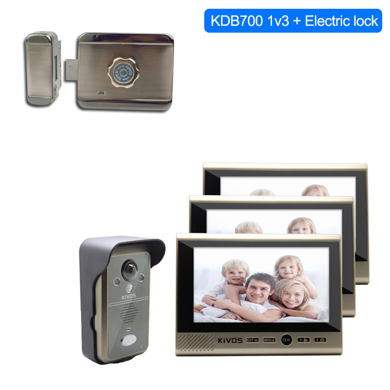 Kivos KDB700 1v3 with Electric locker