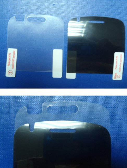 Free shipping and Wholesale for blackberry 9900 privacy screen protector