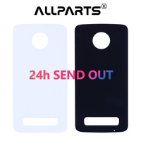 Back Housing For Motorola Moto Z Play XT1635 Back Battery Cover Door With Adhesive Tape For