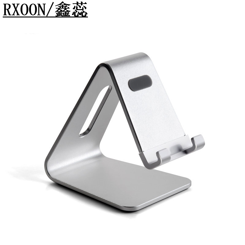 universal Aluminum phone Tablet stand holder for apple iPhone ipad pro desk Metal Charging socket for Samsung 6 huawei xiaomi 4x
