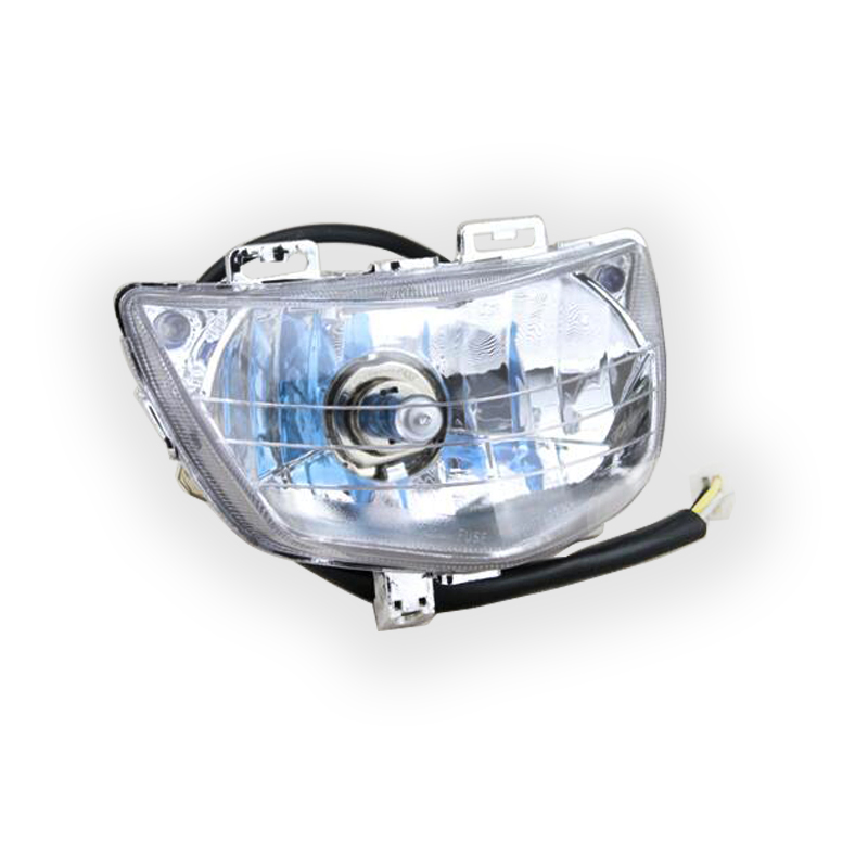 cheapest Motorcycle accessories for Suzuki address V125g motorcycle scooter modified LED headlight assembly motorcycle headlamp