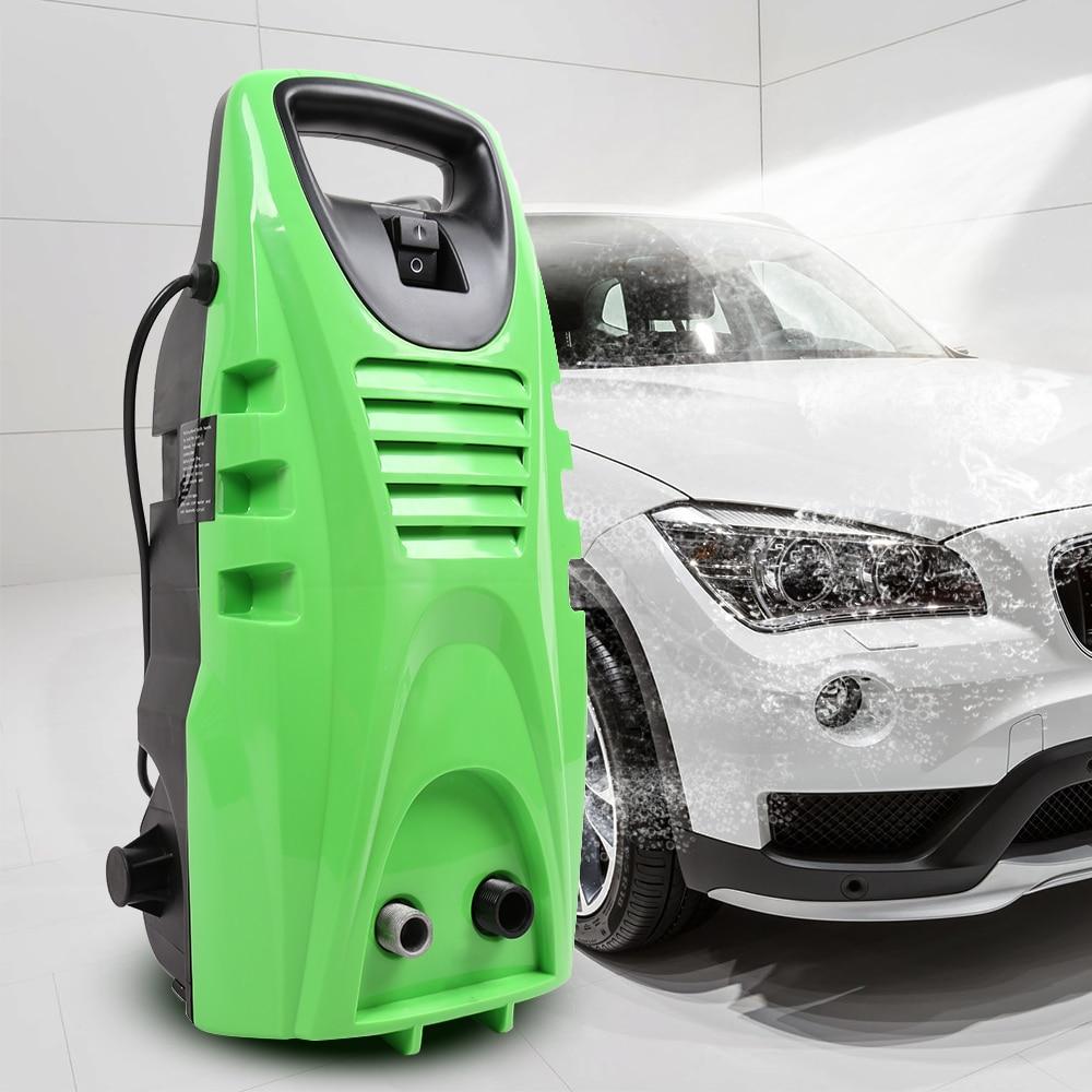 Портативный Электрический высокого давления автомойка 2030PSi садовая очистка машина 1800 Вт с силовым шлангом сопла высокого давления пистоле...