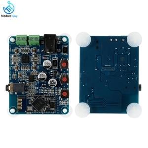 Image 5 - PAM8610 Bluetooth 4.0 オーディオアンプボードプレーヤーモジュール DC12V 2 × 10 ワットデュアルチャンネルステレオハイファイスピーカー Bluetooth アンプ
