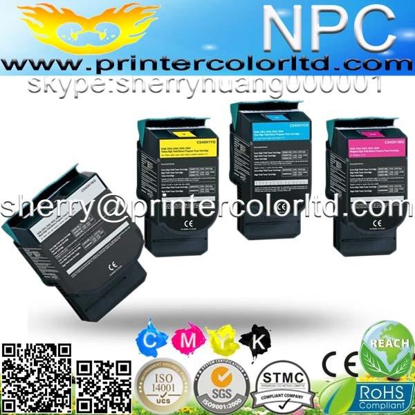 ФОТО compatible for Lexmark C540A1KG C540 C543 C544 X543 X544 black toner cartridge