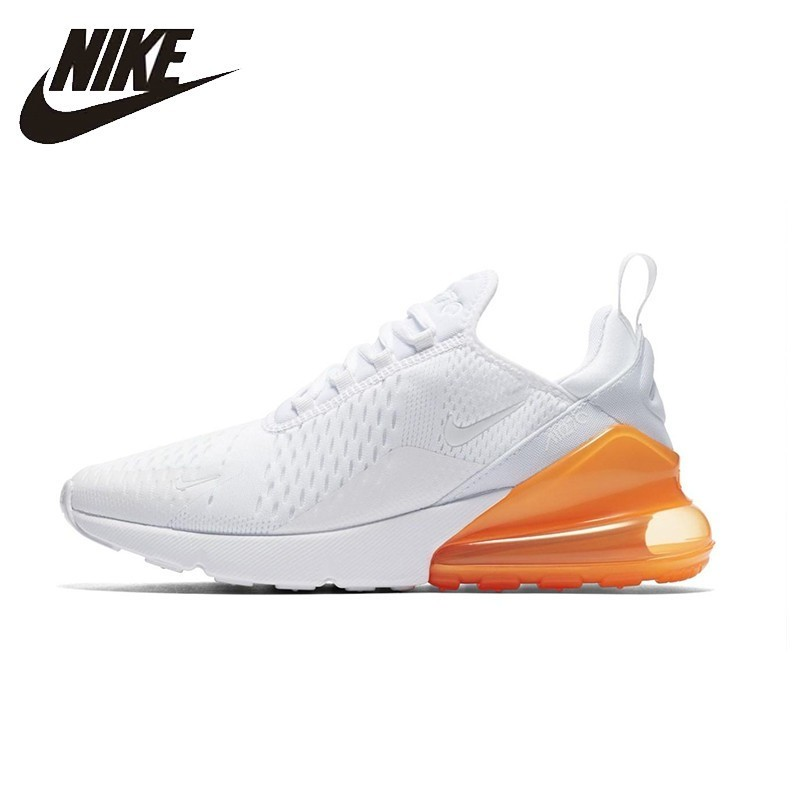 NIKE AIR MAX 270 Original Mens And Womens Running Shoes Breathable Stability Support Sports Sneakers For Men And Women Shoes nike air max 270 men s running shoes black