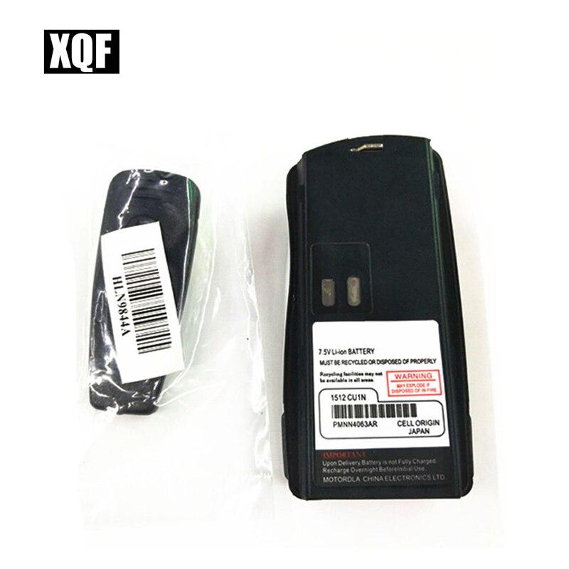 Batterie Li-ion XQF 1800 mAh pour talkie-walkie MOTOROLA CP125 GP2000 PRO2150Batterie Li-ion XQF 1800 mAh pour talkie-walkie MOTOROLA CP125 GP2000 PRO2150