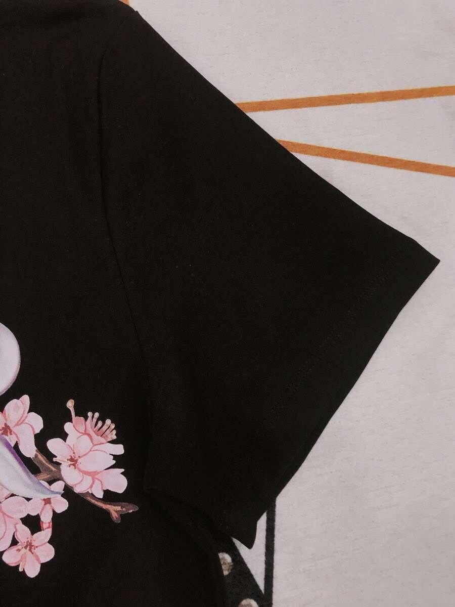 Haut T shirts Pour Femmeamp; De Hfa02372 Célèbre 2019 Mode Luxe Partie Piste Vêtements Design Femmes Européenne Style W2IHED9