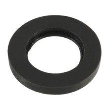 20 Pcs 19mm Outside Dia Rubber Gasket Washer Seal Rings