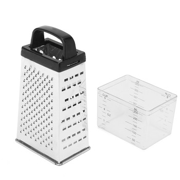 4 Sided Blades Cheese Vegetables Grater Carrot Cucumber Slicer 1