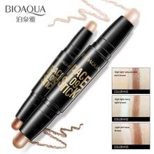 BIOAQUA Face Makeup Concealer Pen Multi effect Double Head 3