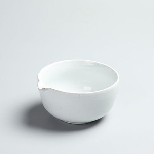2017 супертонкая белая чаша для маття ручной работы с милым ртом сырая керамика матча чайные инструменты японский зеленый чай аксессуары