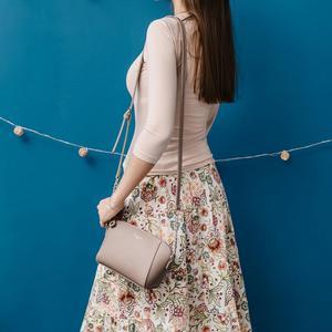 Image 4 - DAVID JONES kadın postacı çantası pu deri kadın crossbody çanta küçük bayan zincir omuzdan askili çanta kız marka çanta damla nakliye