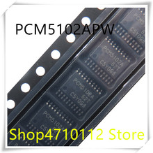 NEW 10PCS/LOT PCM5102APWR PCM5102APW PCM5102A PCM5102 TSSOP-20 IC