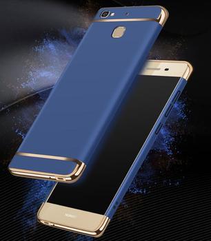 a4e99dd5cf De Lujo cubierta protectora 3 en 1 PC duro híbrido casos para Huawei GR 3  GR3