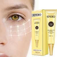 Efero Anti Winkles Auge Creme Hautpflege Anti-Schwellungen Dunkle Kreis Anti-Aging Feuchtigkeits Augen Cremes Straffende Gesicht auge Haut Auge