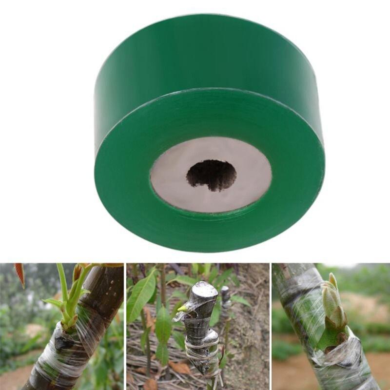 2CM X 100M / 1 Roll Fruit Tree Seedling Grafting Winding Film Grafting Tape Garden Tools