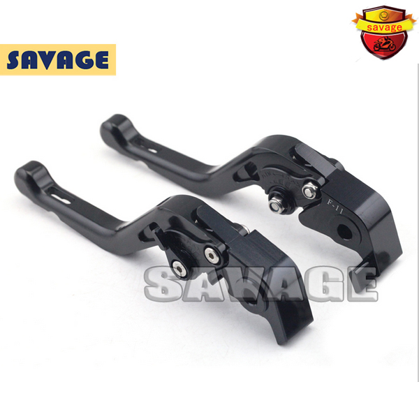ФОТО For DUCATI DIAVEL CARBON MULTISTRADA 1200 /S 2011-2015 Black Motorcycle Accessories CNC Aluminum Short Brake Clutch Levers