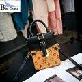 England style Brand original design handbags drum pillow bag Bucket bag cover Barrel shaped bags for women messenger bags