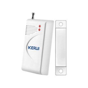 Image 4 - Kerui 3 pçs/lote 433mhz sem fio sensor de abertura alarme em casa janela segurança/sensor porta gap detector para gsm pstn sistemas alarme