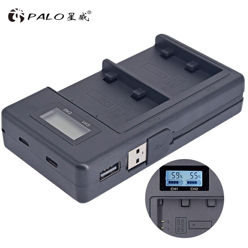 PALO NP-FZ100 NPFZ100 FZ100 cargador de batería para Sony Alpha a9, Alpha a7R III, A7R marca 3, alpha a7 III, A7 marca 3