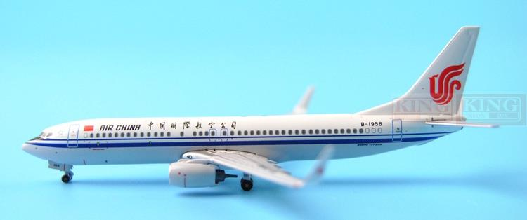 Special offer: BlackBox China International Aviation B-1958 1:400 B737-800/w commercial jetliners plane model hobby xdevice blackbox 48 в новосибирске
