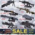 8 Remington Шт./компл. 1:6 1/6 Масштаб Фигурки Модульная Снайперская Винтовка МГ Bandai Gundam Модель Использования второго поколения Hk416 АК-74