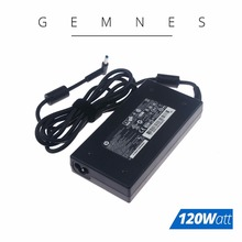 New Original 120W AC Power Adapter for HP Laptop Charger 732811-002 HSTNN-CA25 19.5V 6.15A 19 5v 6 15a power supply 120w battery charger new ac adapter for msi ge60 gs60 gs70 ge70 gaming laptop a12 120p1a a120a010l
