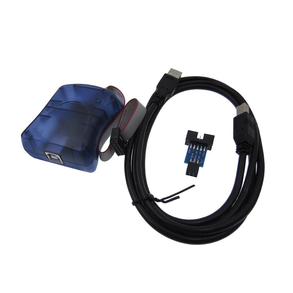 цены на 1PCS AVRISP Atmel STK500 AVR programmer USB Atmaga Attiny + 6 Pin Adapter Board в интернет-магазинах