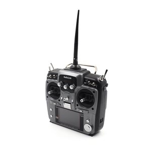 Image 2 - STARTRC Radiolink AT10II 2.4Ghz 10CH RC Transmitter with R12DS Receiver PRM 01 Voltage Module For RC Helicopter Airplane