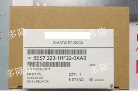 Orijinal Yeni kutusunda 6ES7223-1HF22-0XA8Orijinal Yeni kutusunda 6ES7223-1HF22-0XA8