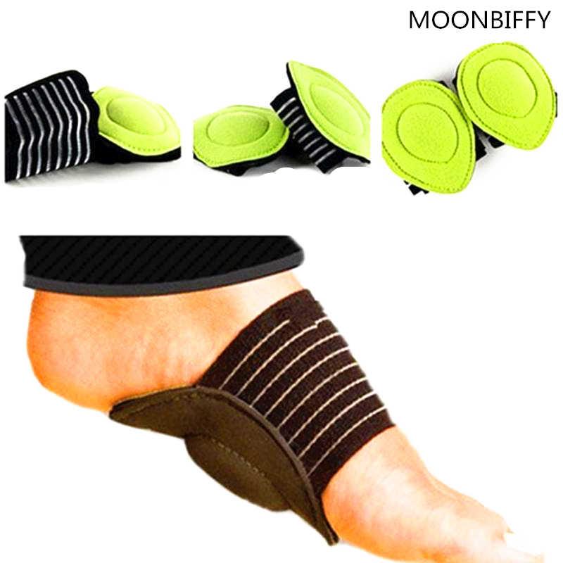 Ayak kavisi Desteği Plantar Fasiit Topuk Ağrısı Yardım Ayak Çalışma Pedi Ayak Minderli Minderli Ayakkabı Astarı Spor Aksesuarı sıcak