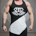 2016 Muscle gyms brand sportswear Bodybuilding Fitness Men Tank Top Golds Gorilla wearing vest Stringer Sporting Vest