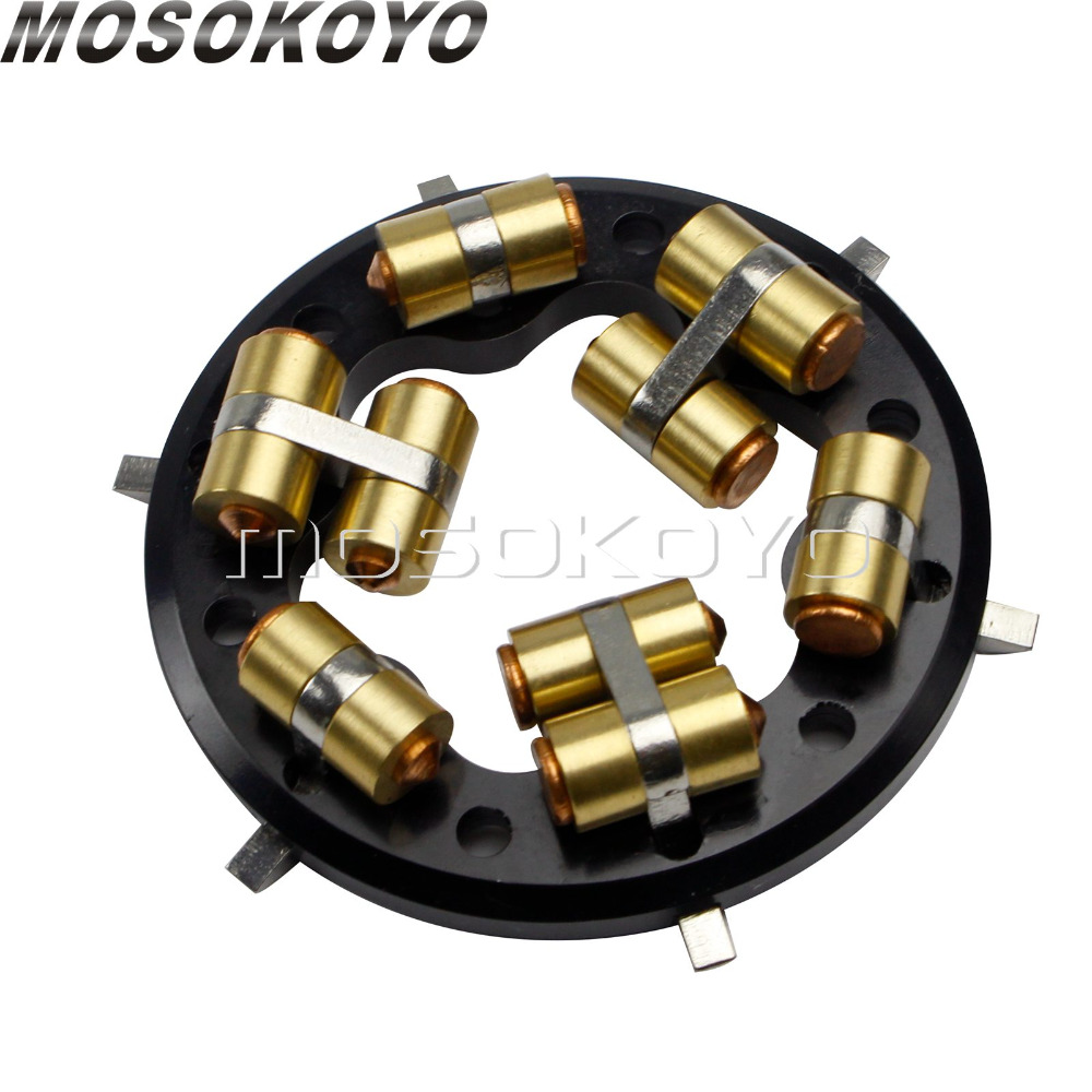 Motorcycle High Performance Variable Pressure Clutch Plate Easy Pull Plate for 1998-2017 Harley Big TwinMotorcycle High Performance Variable Pressure Clutch Plate Easy Pull Plate for 1998-2017 Harley Big Twin