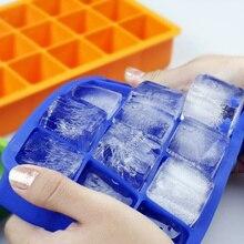 Силиконовый лоток для льда, форма для льда, поднос для Фруктового мороженого, для вина, вечерние, для кухни, бара, аксессуары для питья