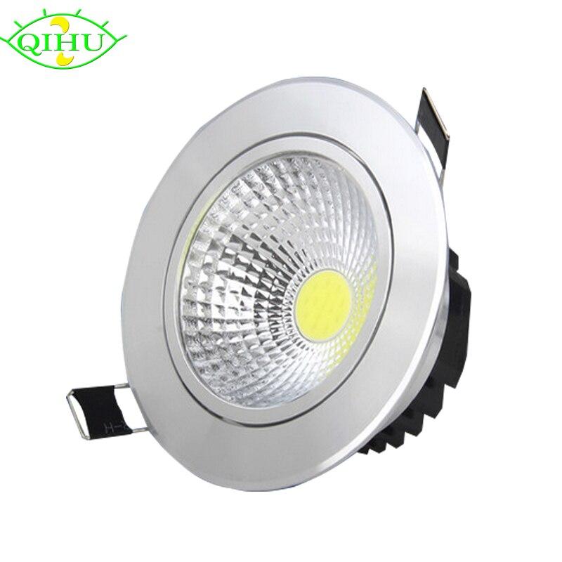 Highlight Recessed LED Downlight COB 3W LED Spot Light