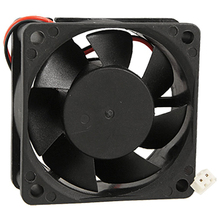 60mm x 25mm PC CPU Cooling Fan 24V 2 Pin Case Cooler 0.15A 6025