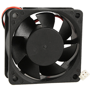 60mm x 25mm PC CPU Cooling Fan 24V 2 Pin Case Cooler 0.15A 6025(China)