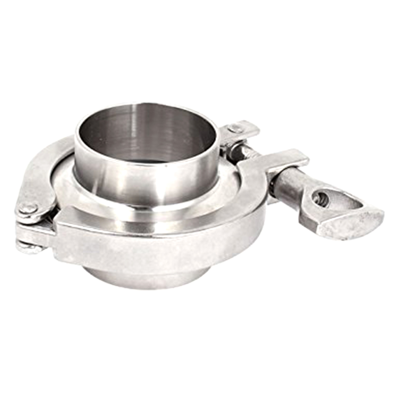 Hot Sale 2-inch Tri Clamp 304 Stainless Steel Sanitary Pipe Ferrules Gasket Set
