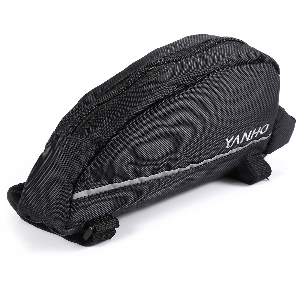 <font><b>Yanho</b></font> 2LBicycle <font><b>Bike</b></font> Oxford Cloth Top Tube <font><b>Bag</b></font> image