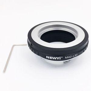 Image 5 - NEWYI adaptateur M42 LM pour objectif M42 vers Le ica M LM caméra M9 avec LM EA7 TECHART, convertisseur dobjectif M42 vers Le ica M caméra M24
