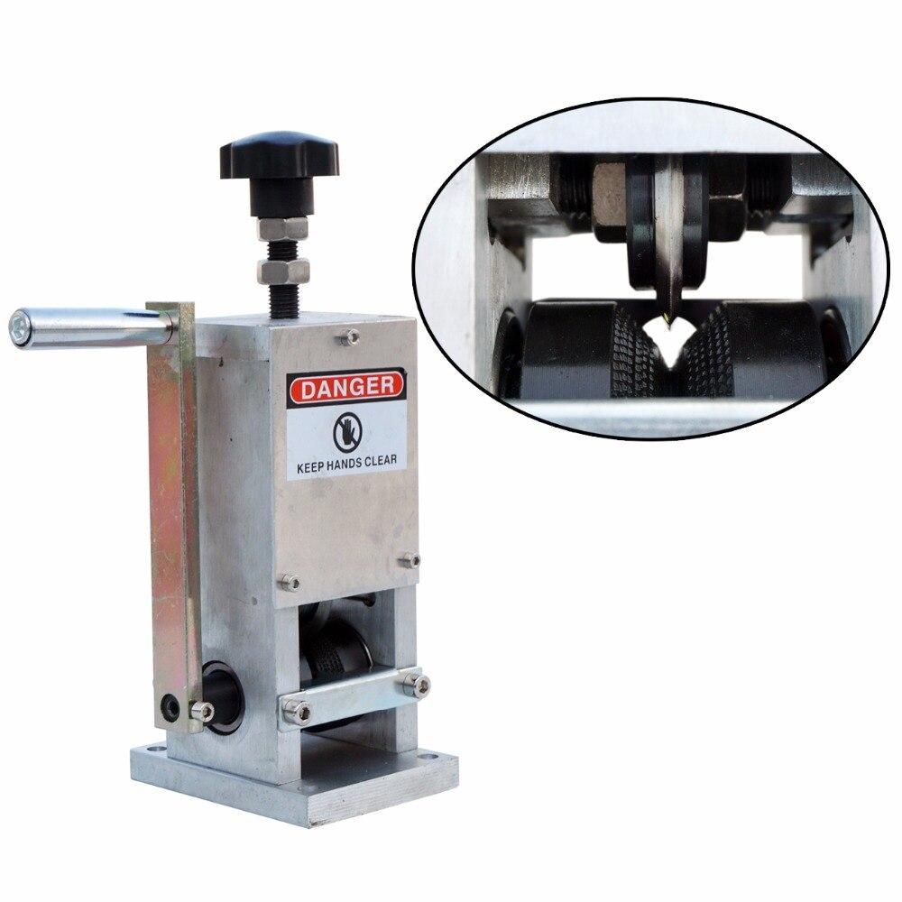ECO Câble À Dénuder Décapage Machine Cuivre Recycler 1.5mm --- 25mm